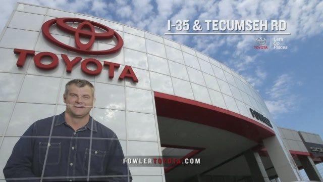 Fowler Toyota: New Year Savings