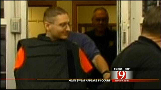 Man Charged In Murder Of Weleetka Girls Appears In Court