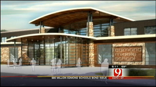 Edmond Voters To Decide On $80 Million Bond Issue For New Schools