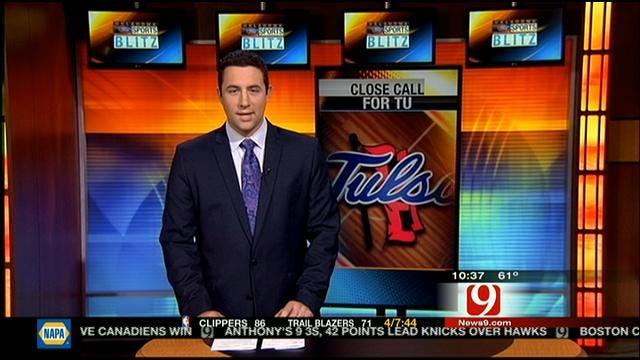 Charlie Breaks Down Tulsa And ORU Basketball