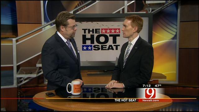 The Hot Seat: Congressman James Lankford