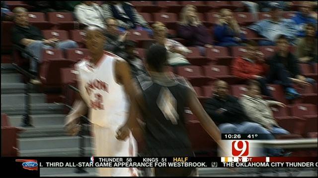 High School Basketball: Jenks Vs. Edmond Santa Fe, MWC vs. Union