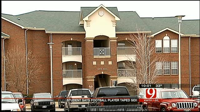 Peeping Tom Allegations Leveled At OSU Football Player