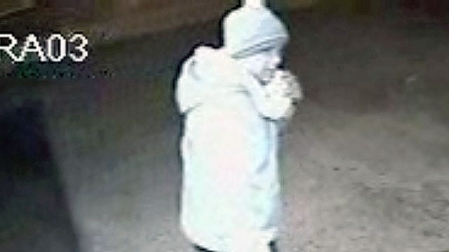 WEB EXTRA: Surveillance Footage Captures Jukebox Bandit With Mask Down