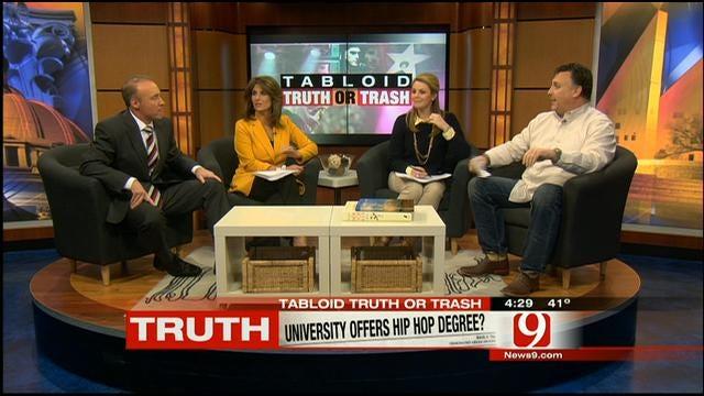 Tabloid Truth Or Trash For Thursday, January 24, 2013
