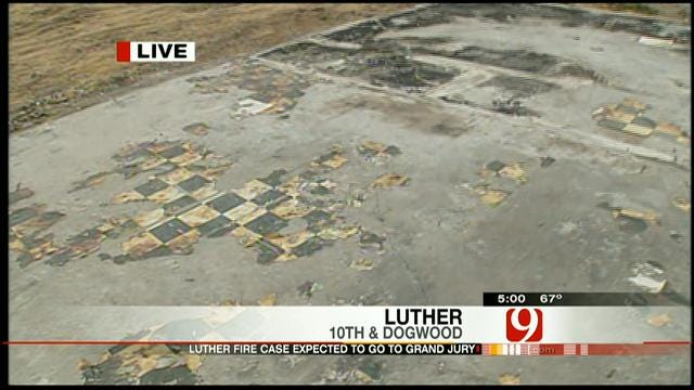 Luther Fire Victims Still Looking For Answers, Hope For Grand Jury Trial