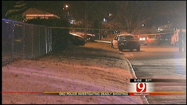 Neighbors Respond To House Sitter's Shooting Death In SW OKC