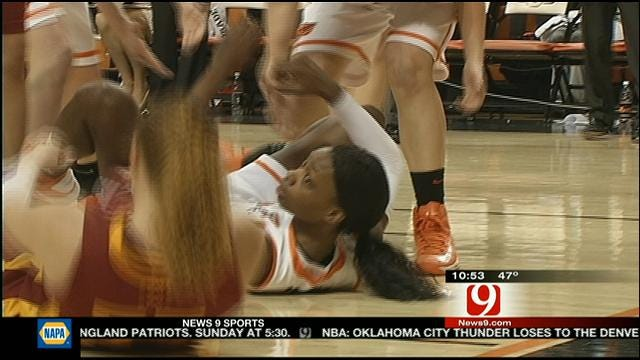 OSU Women Upset Iowa State