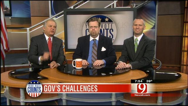 Your Vote Counts: 44 Part 2, 44's Gun Plan, A-F Bedlam Bashed, Governor's Challenges