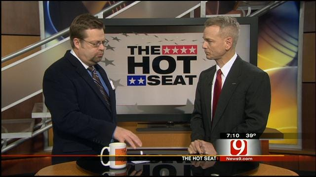 The Hot Seat: Col. Steve Russell
