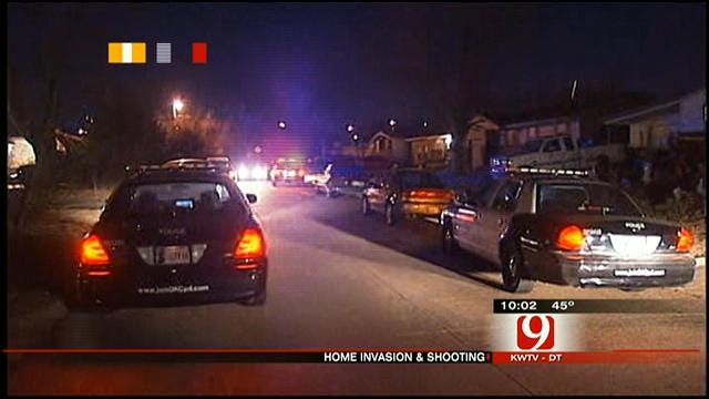 Police Respond To Shooting In SE OKC