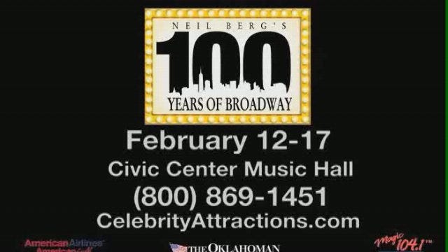 Celebrity Attractions: 100 Years