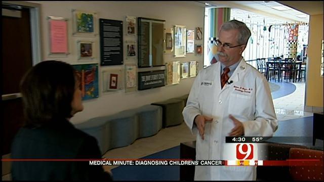 Medical Minute: Childhood Cancer