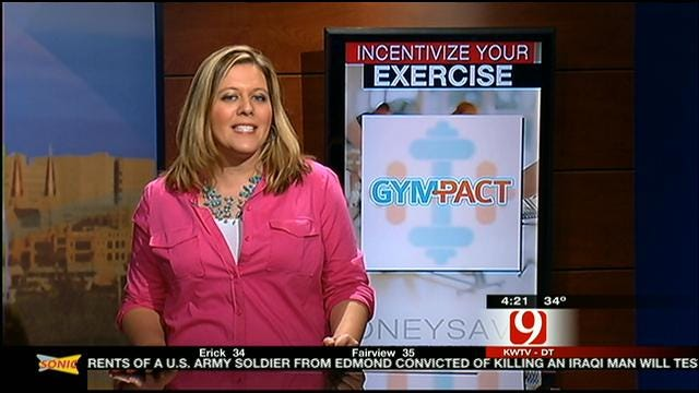 Money Saving Queen: Free App Motivates You To Visit The Gym
