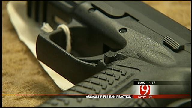 Oklahoma Gun Advocates Doubtful Of New Executive Order