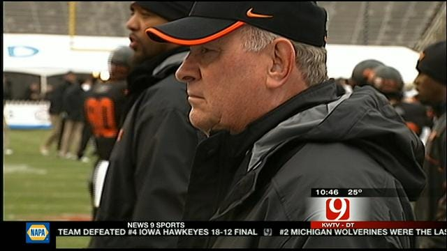 Changes On Oklahoma State Coaching Staff