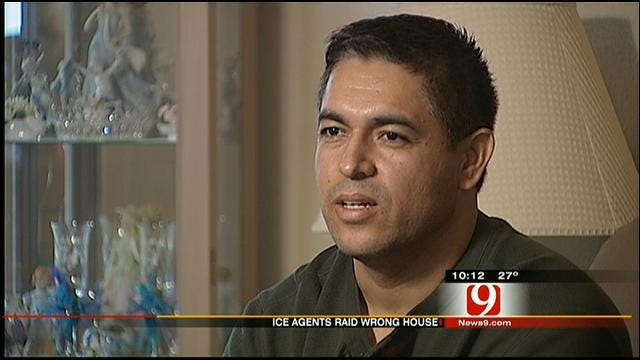 Customs Agents Raid Wrong House In Moore