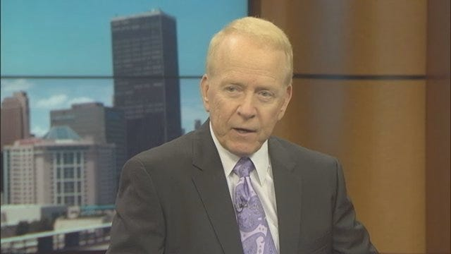 News 9's Interview With Gary England Part 1