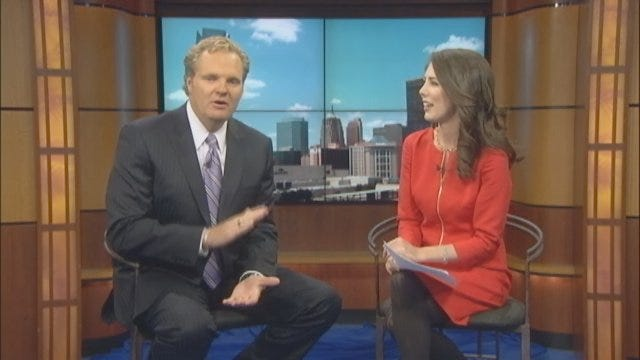 News 9's Interview With Kelly Ogle Part 2