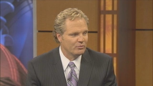 News 9's Interview With Kelly Ogle Part 1