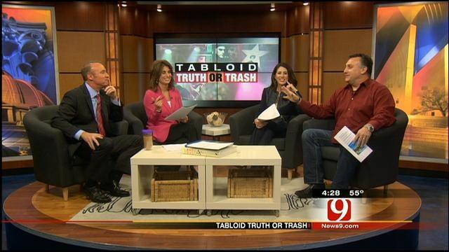 Tabloid Truth Or Trash For Thursday, January 10, 2013