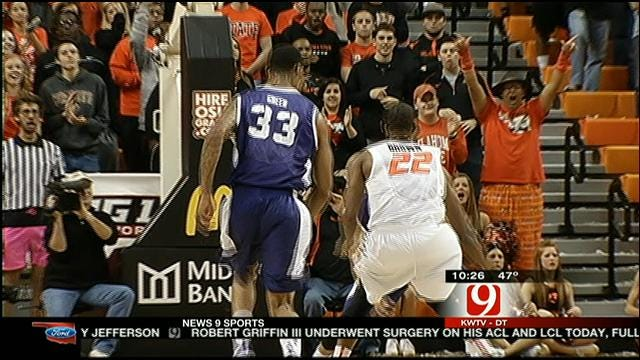 Postgame Reaction From OSU's Win Over TCU