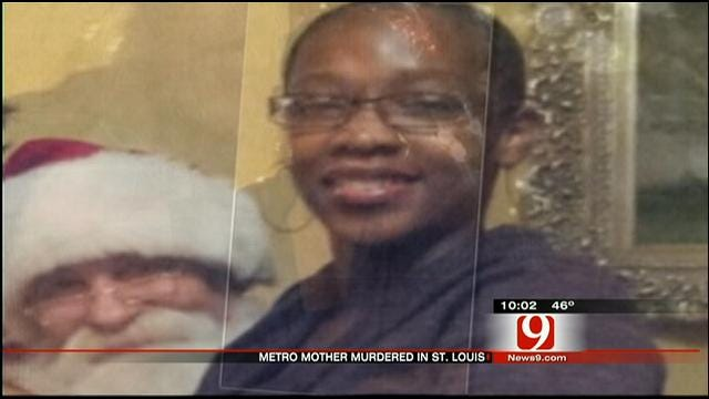 Family Of OKC Mother Murdered In St. Louis Speak Out