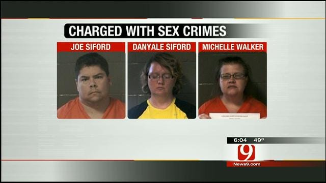 One Adult In Cleveland County Child Sex Case Pleads Guilty