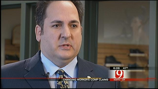 OK Lawmaker Speaks About Bill Targeting Workers' Compensation Fraud