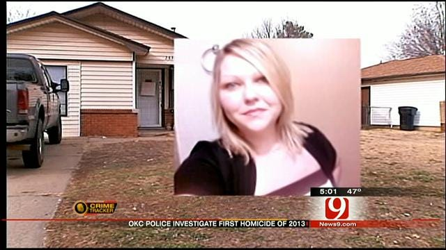 OKC's First Homicide Victim Had Filed Protective Order Against Suspect