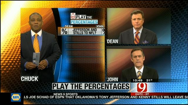 Play The Percentages: January 6