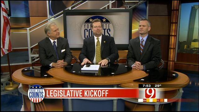 Your Vote Counts: Fiscal Cliff Deal, Legislative Kickoff
