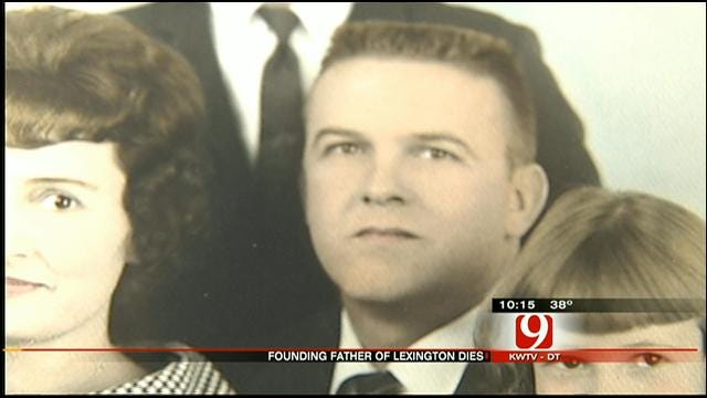 Town Of Lexington Honors Passing Of Former Fire Chief