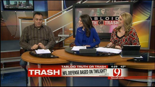 Tabloid Truth Or Trash For Thursday, January 3, 2013