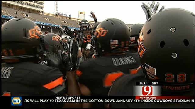 OSU Crushes Purdue In Heart Of Dallas Bowl
