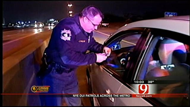 OK Authorities Crack Down On Drunk Driving On New Year's Eve