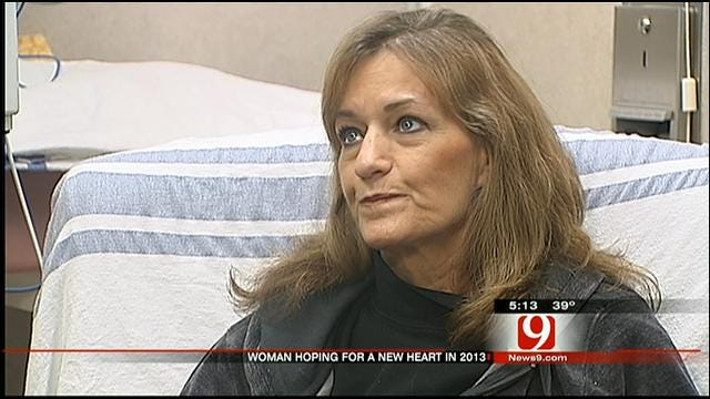 OKC Family Praying For Heart Transplant Match In The New Year