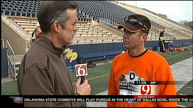 One-On-One With Oklahoma State Head Coach Mike Gundy