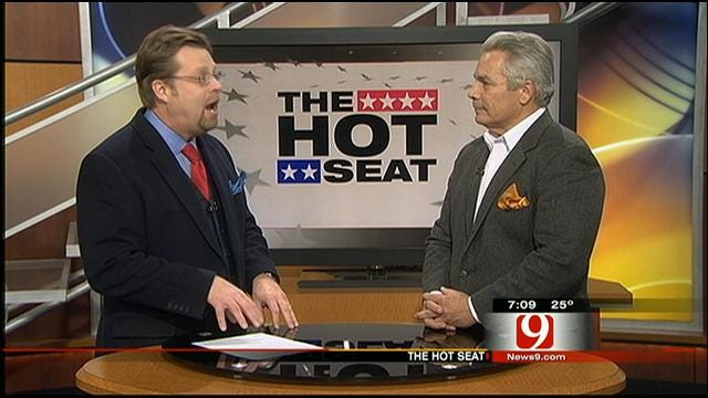 The Hot Seat: Wes Bledsoe