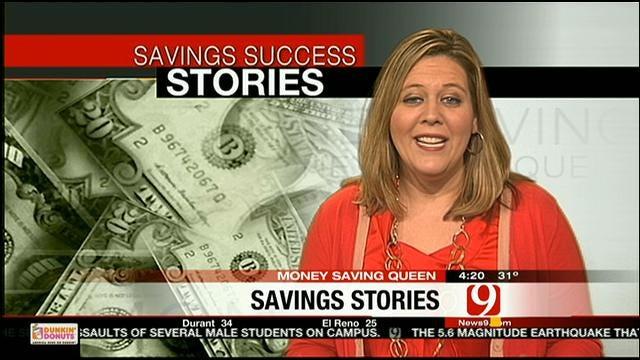 Money Saving Queen: Viewers' Stories Of Savings
