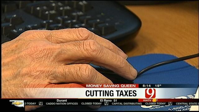 Money Saving Queen: Cutting Taxes