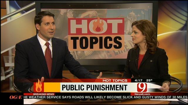 Hot Topics: Public Punishment