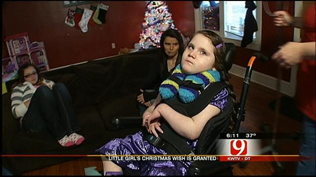 Bethany Girl Who Nearly Drowned In 2010 Finally Home For Christmas