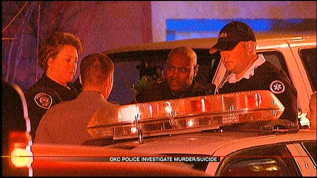 Suspect Shoots Man, Then Kills Self On I-35 In OKC