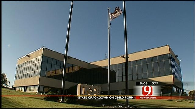 New Law Allows OSBI To Proactively Seek Out Child Predators