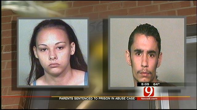 OKC Parents Plead Guilty To Infant's Death