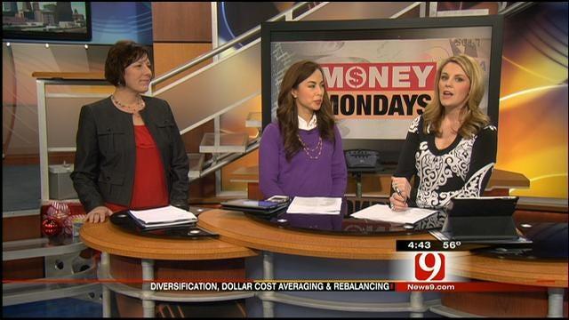 Money Monday: Diversification, Dollar Cost Averaging And Rebalancing