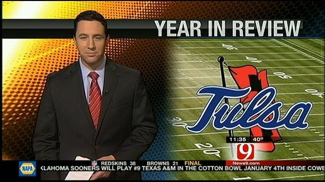 Tulsa Season-Ending Report Card