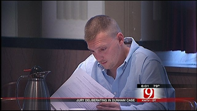 Jurors Now Deliberating In Christopher Dunham Trial