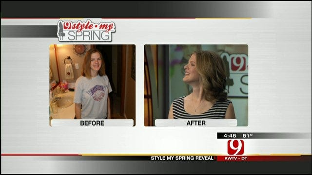 Style My Spring Makeover: Whitney Gassen